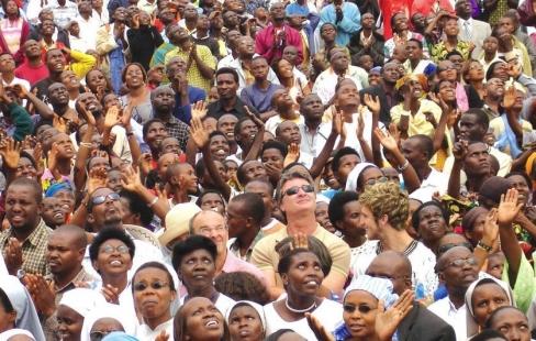 Kibeho – Marijas sauciens no Āfrikas sirds