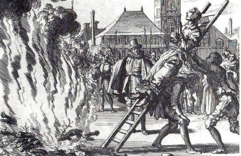 """""""Melnā leģenda"""" par katoļu inkvizīciju"""