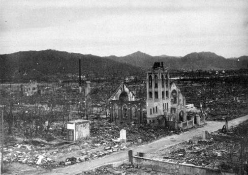 Astoņu jezuītu izglābšanas brīnums Hirosimā