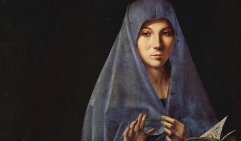 Marija ticības gaismā