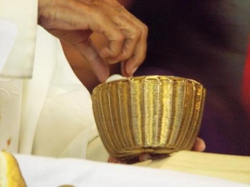 Kā sagatavoties Svētās Komūnijas pieņemšanai