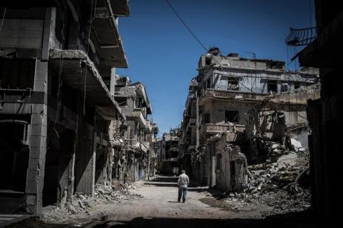Alepo garīdznieki: lūgšanas un Svētās Mises par mieru Sīrijā