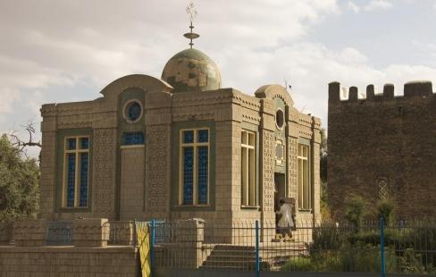 Vai Derības šķirsts atrodas Etiopijā?