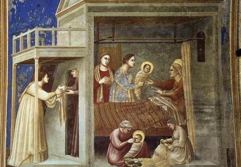 Jaunavas Marijas piedzimšana
